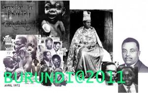 Le Génocide / Régicide des Bahutu Barundi
