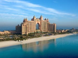 L'Hotel féerique  Atlantis The Palm de Dubaï