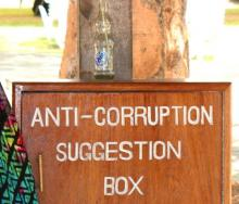Anti Corruption Box