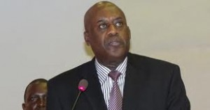 L'Honorable Pie NTAVYOHANYUMA, Président de l'Assemblée Nationale du Burundi