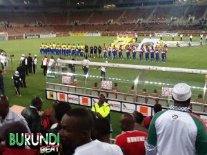 CHAN 2014 - Burundi face au Gabon  ( Photo :  burundi-beat.blogspot.be )