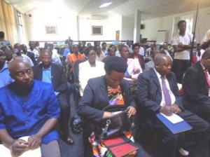 Le Forum permanent de dialogue des partis politiques burundais   ( Photo: PPBDI. COM)