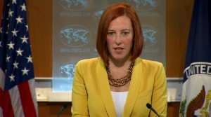 Ms Jen Psaki  in Washington, DC. - U.S. State Department Daily Press Briefing  21 May 2014