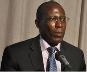 Le Président de la Commission Nationale Indépendante des Droits de l'Homme (CNIDH), Frère Emmanuel Ntakarutimana