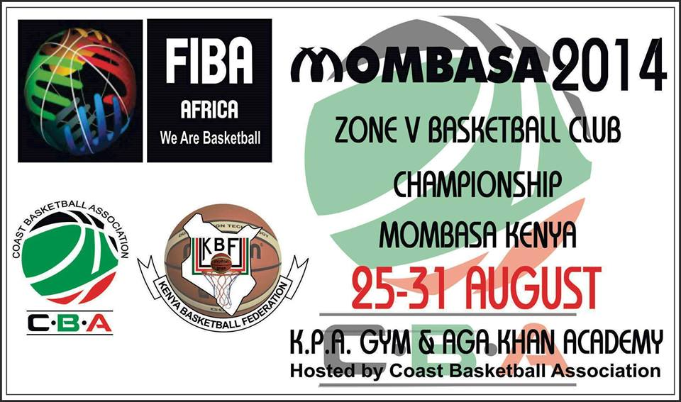 Photo: Coast Basketball Association-C.B.A  ‎FIBA ZONE V CLUB CHAMPIONSHIP