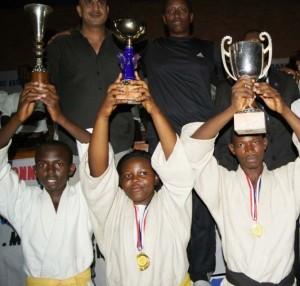 Le judo au Burundi ( Photo : judo-burundi.com )