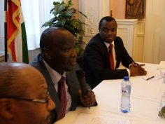 Rencontre avec l'Ombudsman Honorable Sheikh Mohamed Rukara ( Photo: burundi-forum.org )
