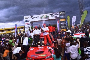 2ème édition du Rally de Ngozi 2014 ( Photo : igihe.bi et businesslife.bi)