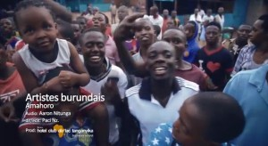 Amahoro by Allstars Burundi (OFFICIAL VIDEO)/ Hotel Club du Lac Tanganyika
