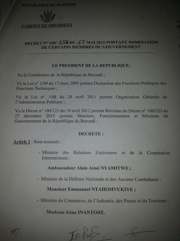 bdi-remaniement-gov-burundi-mai2015a