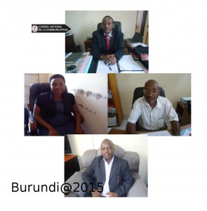 le Conseil Nationale de la Communication CNC au Burundi