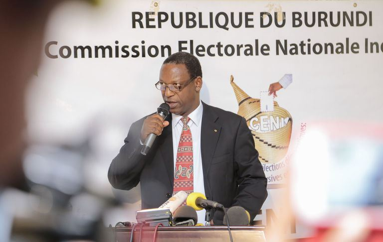 la CENI Commission Electorale Nationale Indépendante