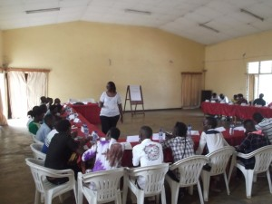 Atelier  - Photo : L'Alliance Burundaise contre le SIDA