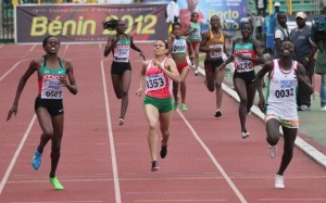 Francine Niyonsaba  - Photo : African Athletics United