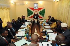 Le Conseil National de Sécurité CNS - Burundi  ( Photo: RTNB )