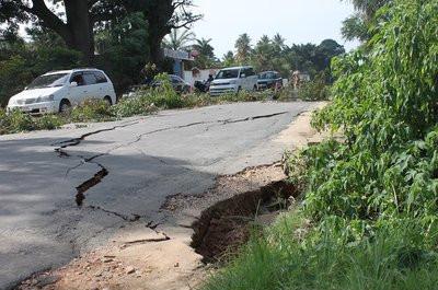 Burundi: Pluies diluviennes - Nombreux dégats matériels à Bujumbura Mairie. ( Photo : ABP )