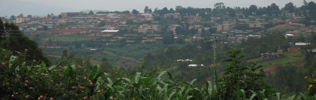 Burundi: Gitega - Renforcer les actions de protection des terres cultivables ( Photo :http://cheapflights2africa.com )
