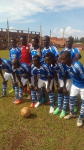 Burundi / Football : 1er  Vital'O - 16ème journée  du  Championnat Primus Ligue - édition 2015-2016  ( Photo : FFB )