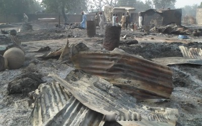 Boko Haram burns kids alive in Nigeria, 86 dead           abcnews.go.com