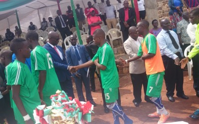 Burundi / Football : Ngozi remporte le Tournoi National U-17 face à Bujumbura Mairie 2-0 (Photo : FBF )