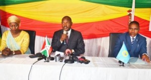 Burundi / East African Community : Forum national et bienvenue au Sud Soudan 6ème membre EAC ( Photo : ppbdi.com )