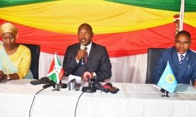 Burundi / East African Community : Forum national et bienvenue au Sud Soudan 6ème membre EAC ( Photo : ppbdi.com )