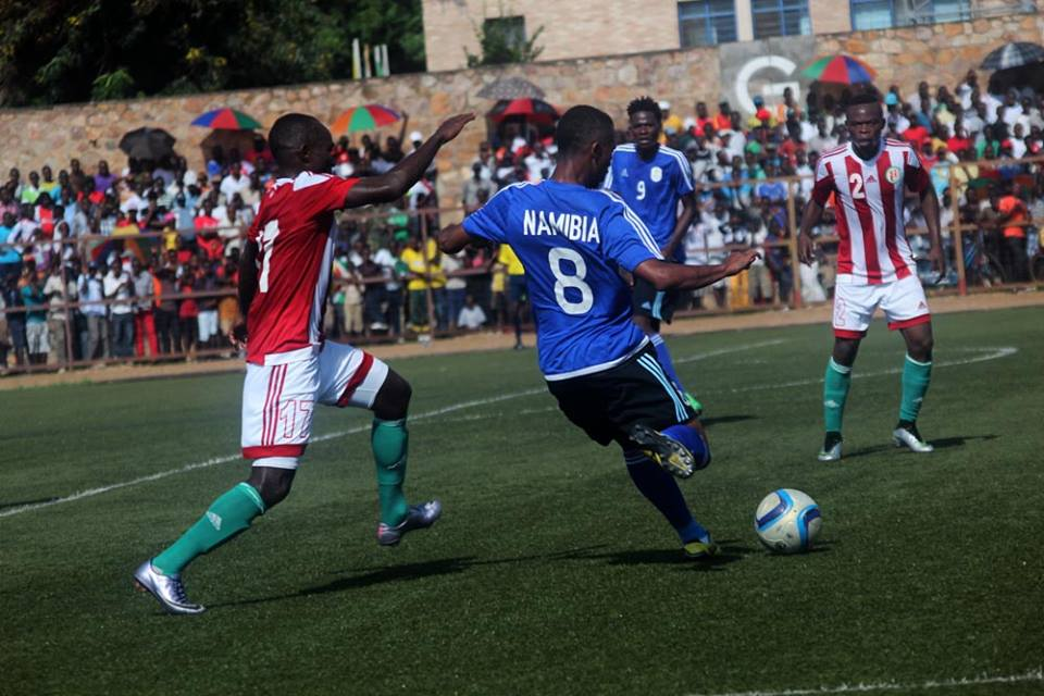 Burundi - Namibie ( Mars 2016 - Eliminatoires CAN 2017 - Photo : FFB )