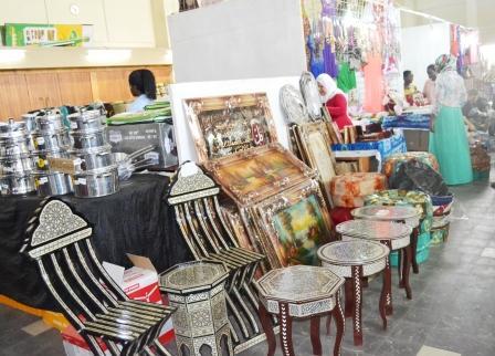 Du 8 au 18 avril 2016 – La Foire des produits égyptiens ( Photo: ppbdi.com )
