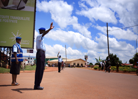 Burundi : Evolution positives de la situation sécuritaire ( Photo : securitepublique.gov.bi )