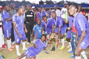 Burundi : Vital'0 sacré champion de la Primus ligue édition 2015-2016 ( photo : ppbdi.com 2016 )