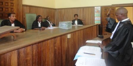 Burundi : Prestation de serment de 5 avocats de l'OBR ( photo: ppbdi.com )