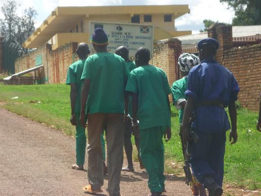 Burundi: Réhabilitation de la prison de Rutana en respect des Droits de l'Homme ( Photo : ibj.org )