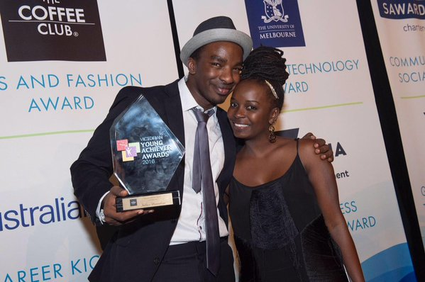 Burundian rapper Fablice Manikirza wins major award in Australia 4his educational workshops & performances ( Photo : Paulie Stewart )