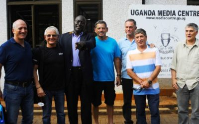 Bullet scars as Uganda remembers Israel's Entebbe raid        www.yahoo.com