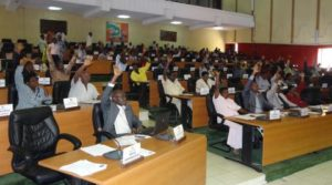 Assemblée Nationale burundi  ( Photo : RTNB )