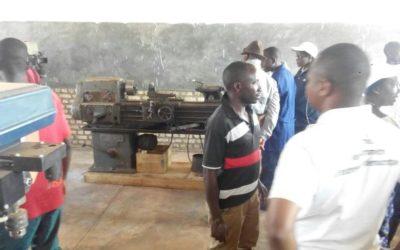Burundi : Karuzi - Inauguration de l'école des metiers de Bugenyuzi ( Photo : Le Renouveau )