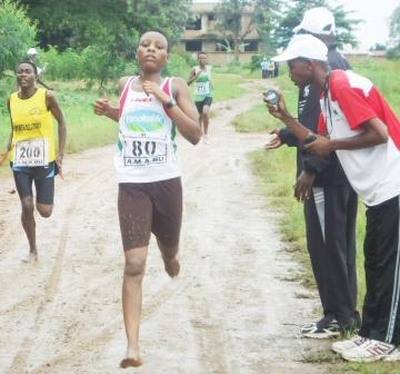 La Fédération d'Athlétisme du Burundi organise un Cross country à Mwaro ( Photo : ppbdi.com 2016 )