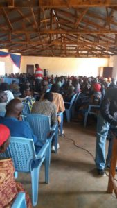 Burundi – dialogue interburundais : Mwaro / Bisoro – Abolir les Accords d Arusha et l'idée d'une Primature - ( Photo : CNDI 2016 )