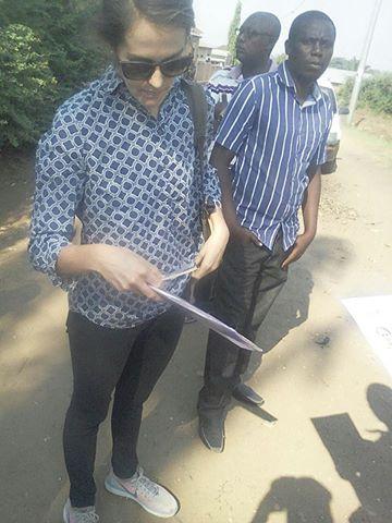 Burundi : 1 journaliste américaine relâché sur fond de Guerre Humanitaire ( photo : ikiriho 2016 )