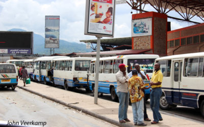 Burundi : Un manque de transport en commun criant à Bujumbura ( Photo : John Veerkamp )
