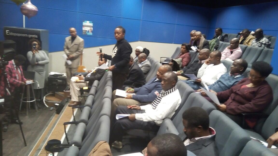 Burundi – dialogue interburundais : Diaspora Norvège / Oslo – accepter la double nationalité sans discrimination ( Photo : CNDI   2016 )
