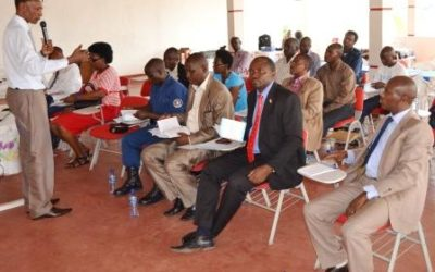 Burundi : Atelier de vulgarisation de la Politique Nationale de Communication ( Photo : ppbdi.com 2016 )