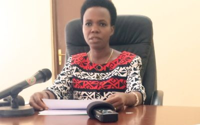 Mme Janvière Ndirahisha, ministre burundaise de l'Education ( Photo : ikiriho 2016 )