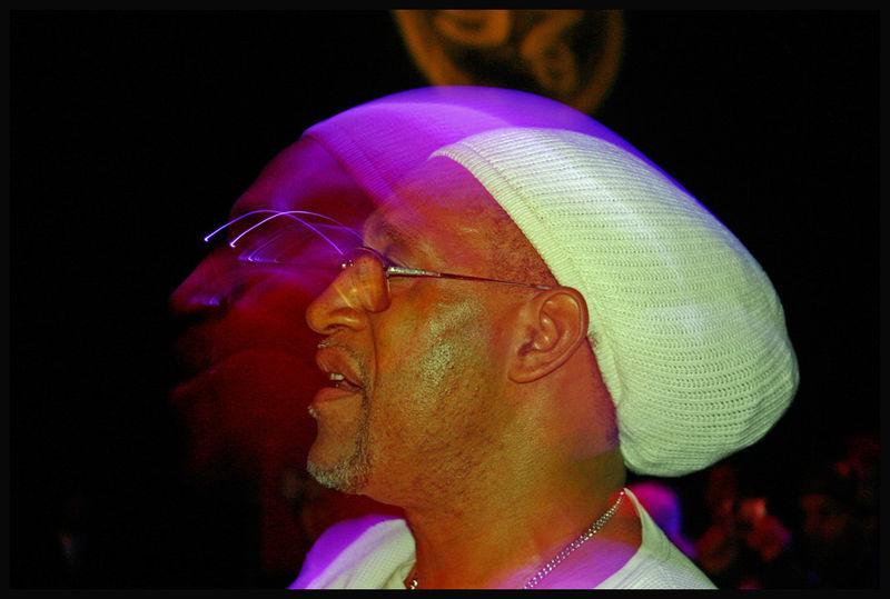 Herc dans le Bronx le 28 février 2009 ( Photo : WIKIPEDIA )