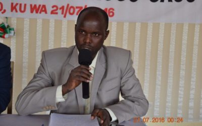 M. Innocent Nyandwi – Burundi – dialogue interburundais : Cankuzo – De nouvelles instructions sur les assassinats de Rwagasore et de Ndadaye ( Photo : cndi 21/07/2016 )