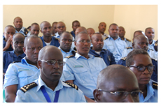La Police Nationale du Burundi - PNB ( Photo : securitepublique.gov.bi )