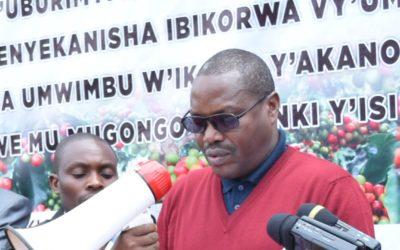 Burundi : Le Projet d'Appui à la Compétitivité du Secteur Café ( Photo : ikiriho 2017 )
