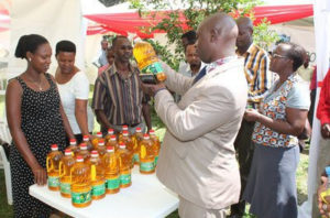 Burundi / AGENDA : Bujumbura, Hôtel Source du Nil, du 19 au 21 avril 2017 - Promotion de l'agroalimentaire ( Photo : ABP  2017 )