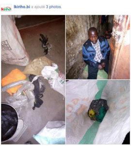 Burundi : TGI de Kayanza - Un trafiquant de coltan condamné à 5 ans de prison ( Photo : ikiriho 2017 )