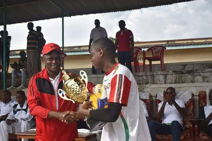 Burundi : Muzinga, Champion DAMES et HOMMES au Tournoi de Volley Ball de Bujumbura ( Photo : RTNB 2017 )
